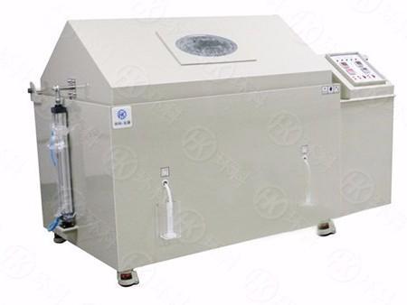 盐雾腐蚀试验箱加空压机的原因