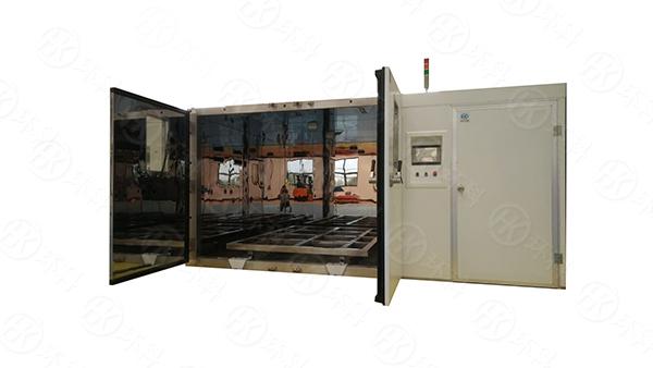 大型非标步入式防尘试验室