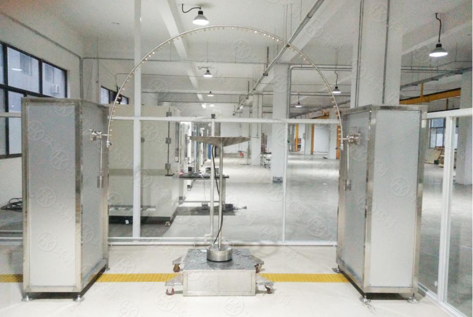 IPX3-4摆管淋雨试验设备