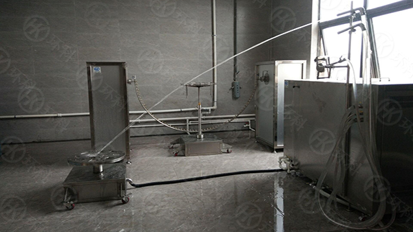 IPX5-6喷水试验装置