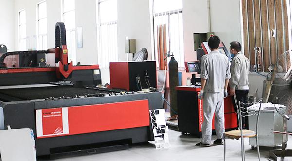 环科生产实力强:全套加工硬件设备