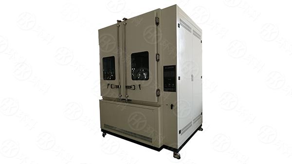 防尘试验箱无法运行该如何处理?
