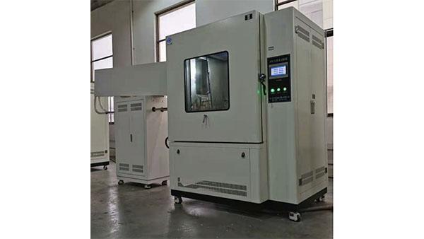 南京环科中标交通运输部水运科学研究所一套防水防尘试验设备